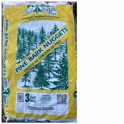 Pine Bark Nuggets 3 cubic ft bag